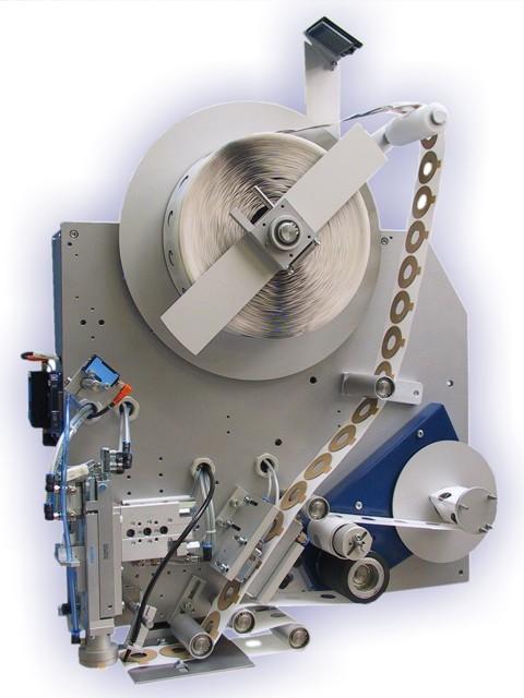 Etikettierautomat mit Applikation PSK 2