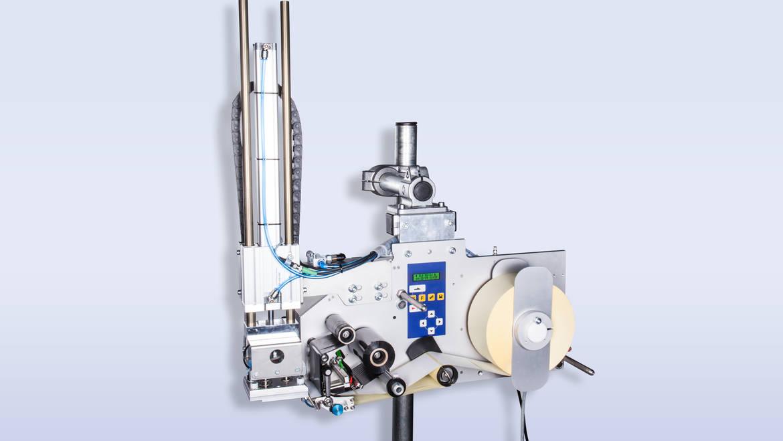 Das vollautomatische Druck- und Spendesystem simplex